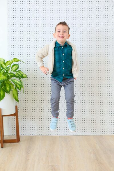 Toddler boy style
