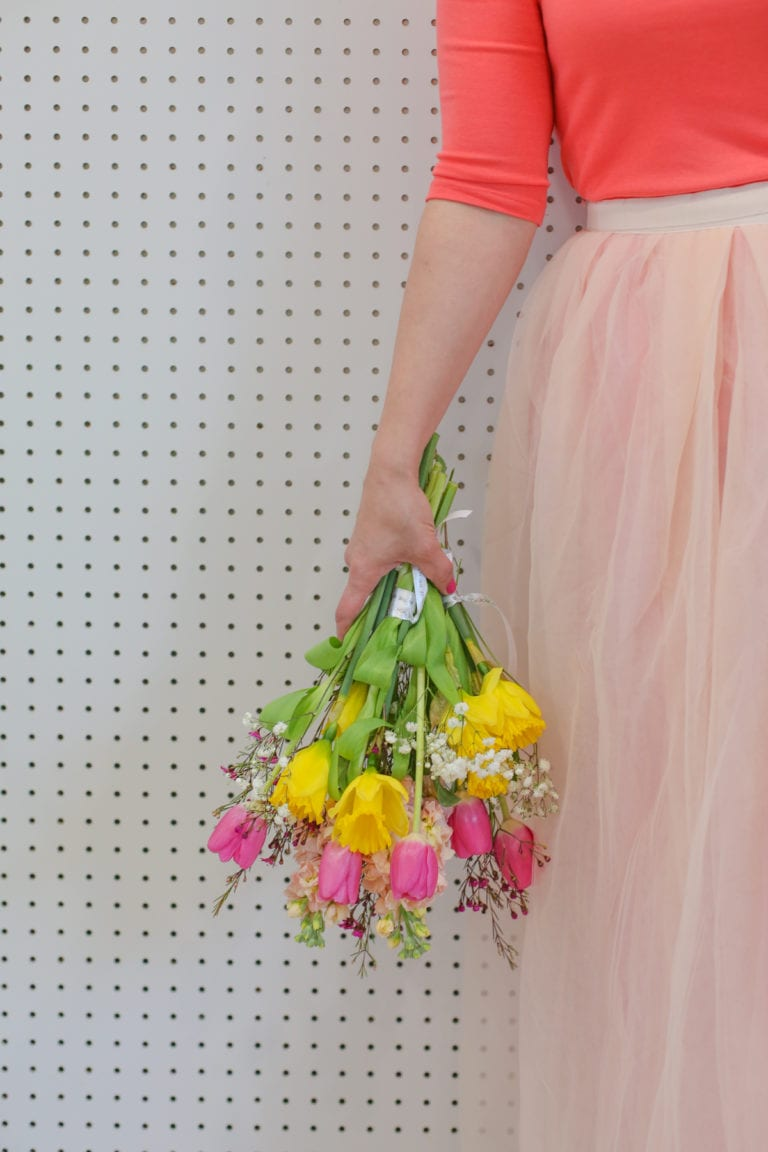 Wrap All of Your Bouquets Like This from Now On!
