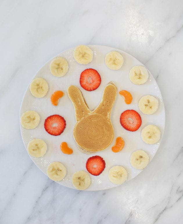 Make Bunny Pancakes for Easter! thumbnail