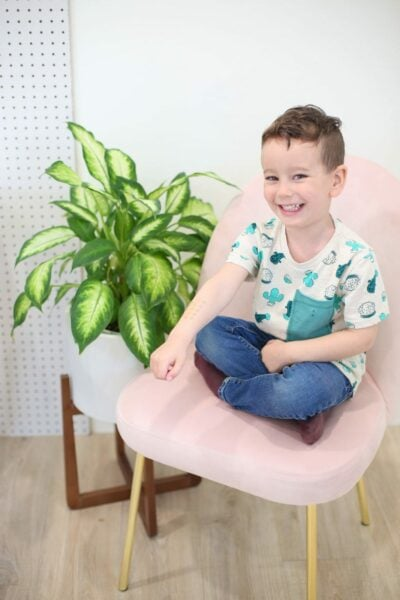 Toddler style