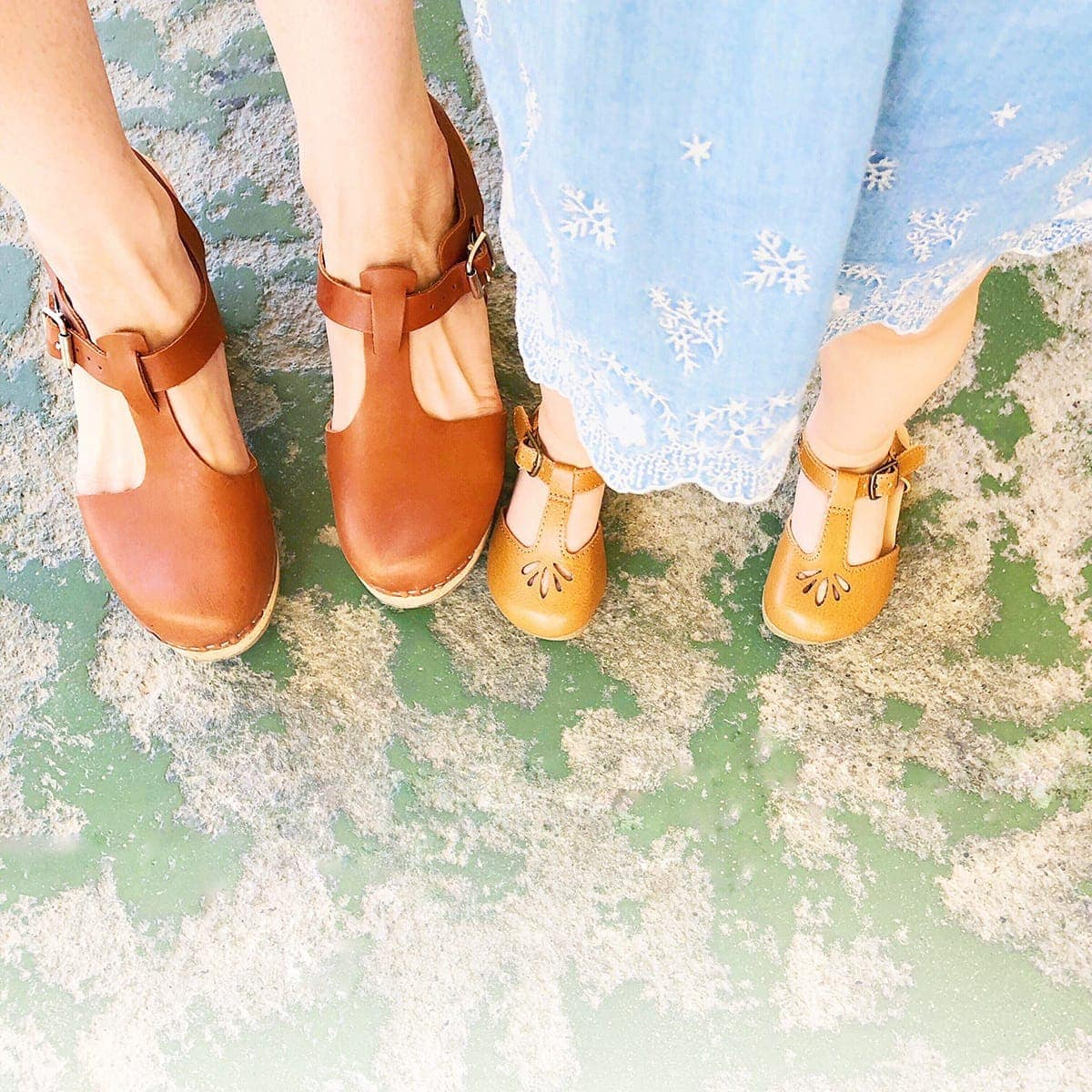 mommy and me matching shoes
