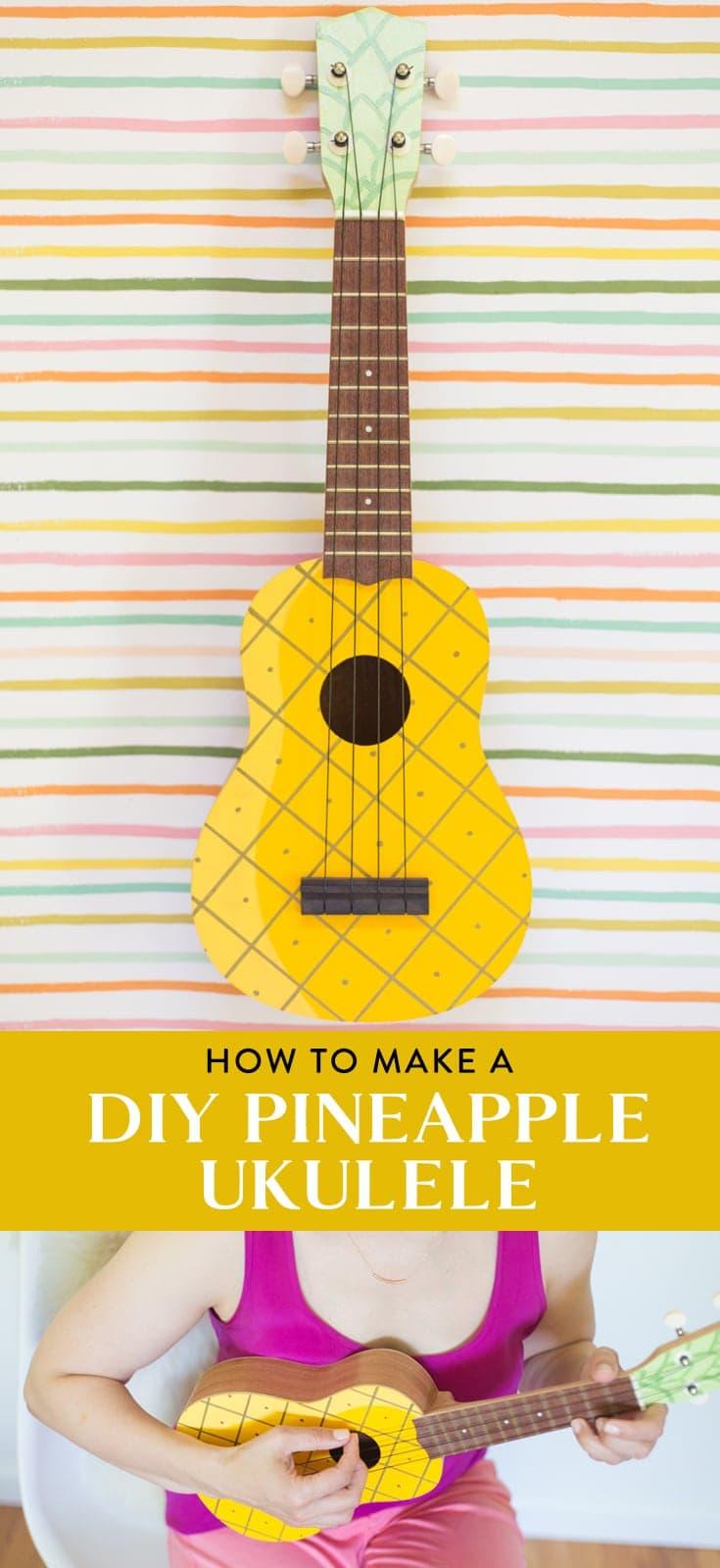 ananász ukulele