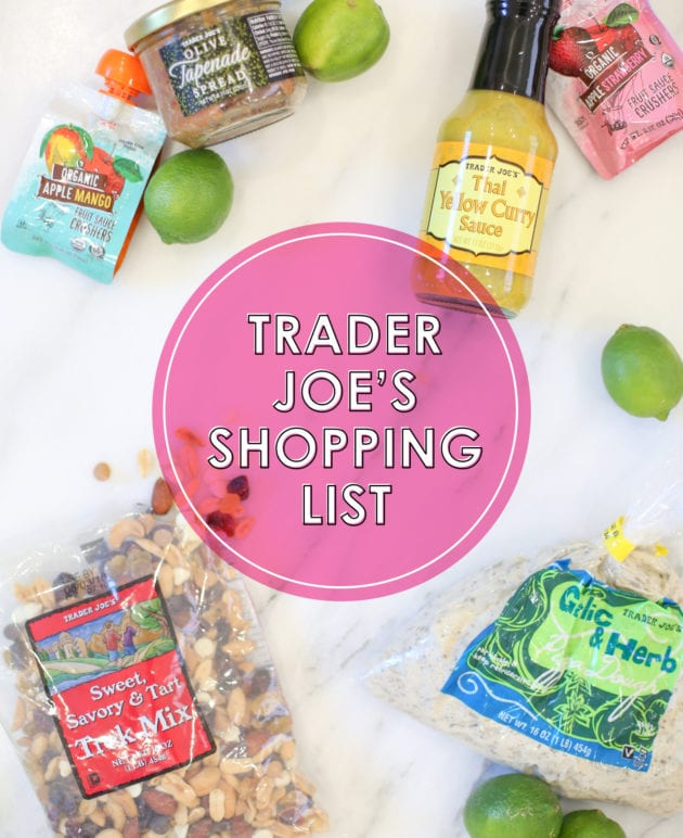 Our Go-To Trader Joe's Shopping List thumbnail