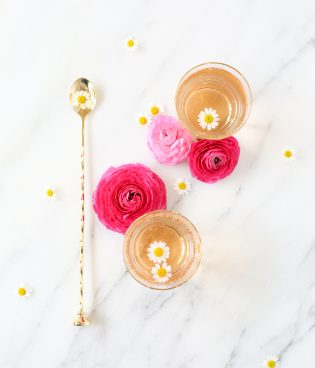 Rose Cordial Spring Cocktail thumbnail