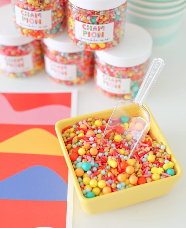 Party Favor Idea: Custom Sprinkle Mix thumbnail