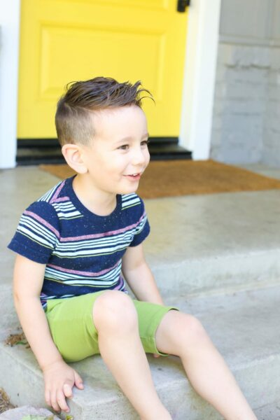 how to give a toddler a haircut