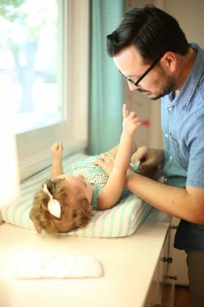 A Dad's Magic