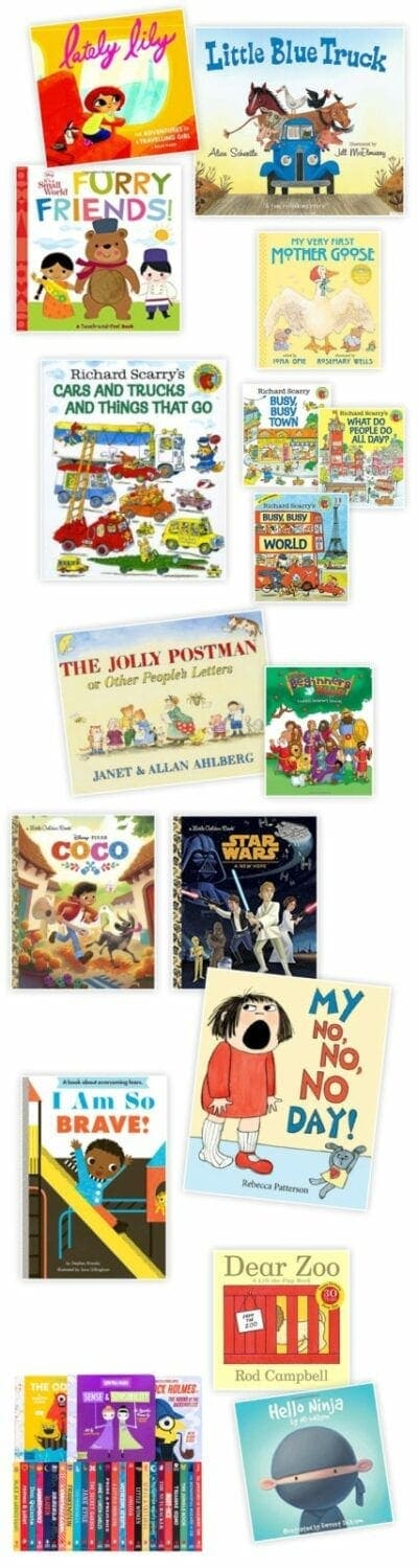 Our best and favorite children's books