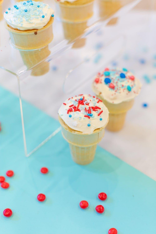 how to make ice cream cone cupcakes