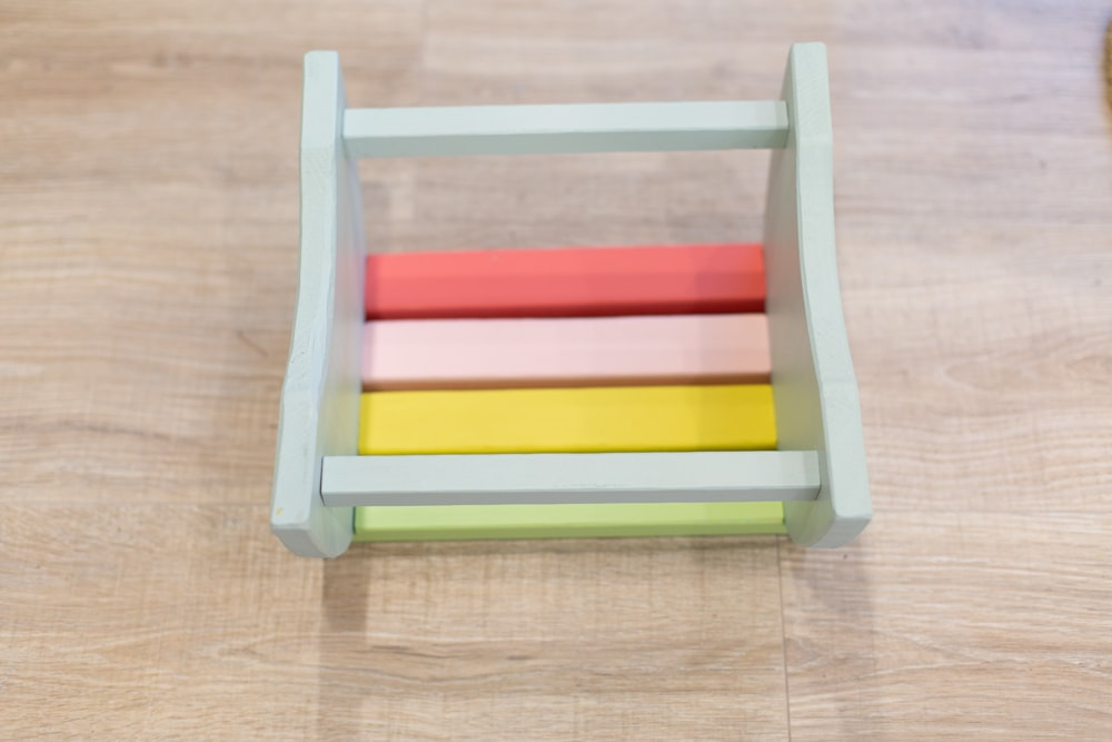 How To Make A Kids Step Stool Chair