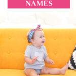 modern baby girl names