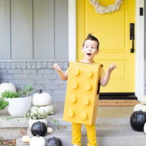 How to Make a Lego Halloween Costume thumbnail