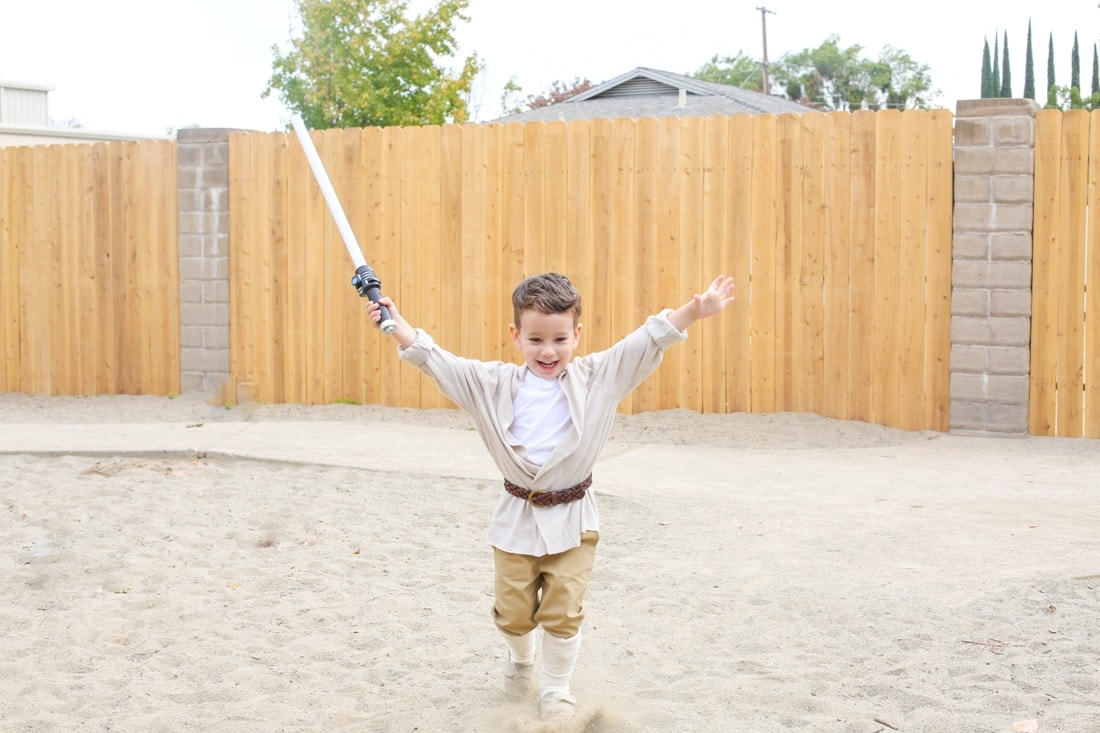 How to Make a Family Star Wars Costume for Halloween