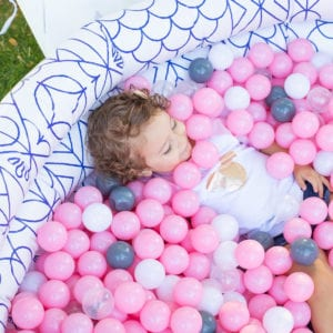 How to Make Your Own Ball Pit thumbnail