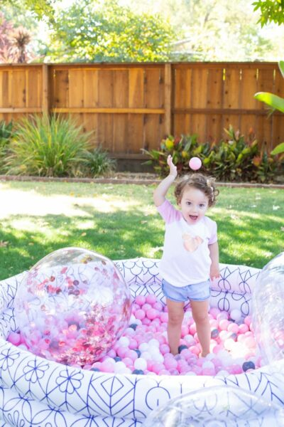 How to Make Your Own Ball Pit