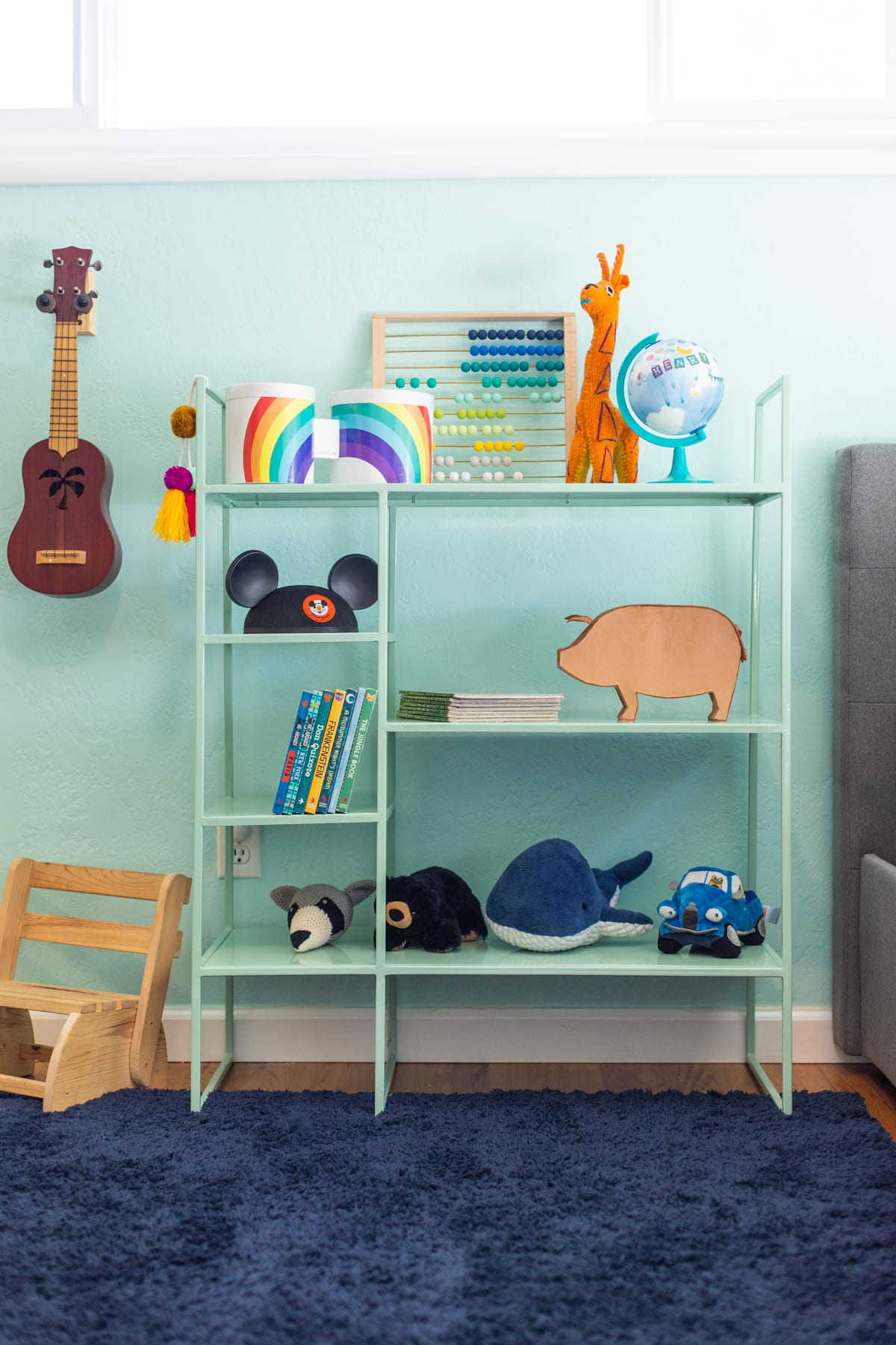 Boy's big kid room ideas