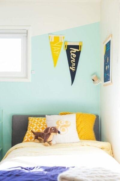 Boy's big kid room ideas