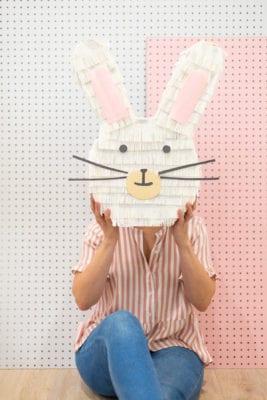 How to Make a Bunny Piñata