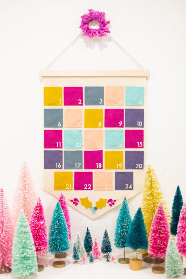 How to Make a DIY Nativity Advent Calendar