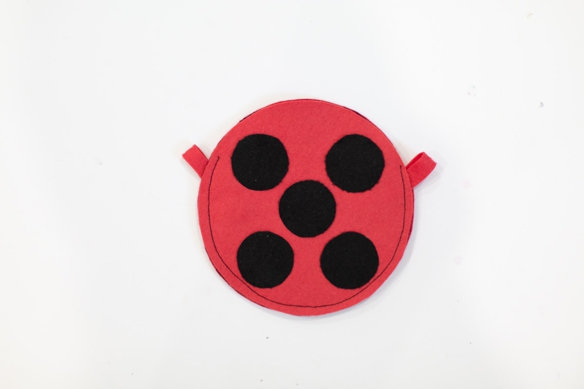 How to Make a Kids' Ladybug Purse