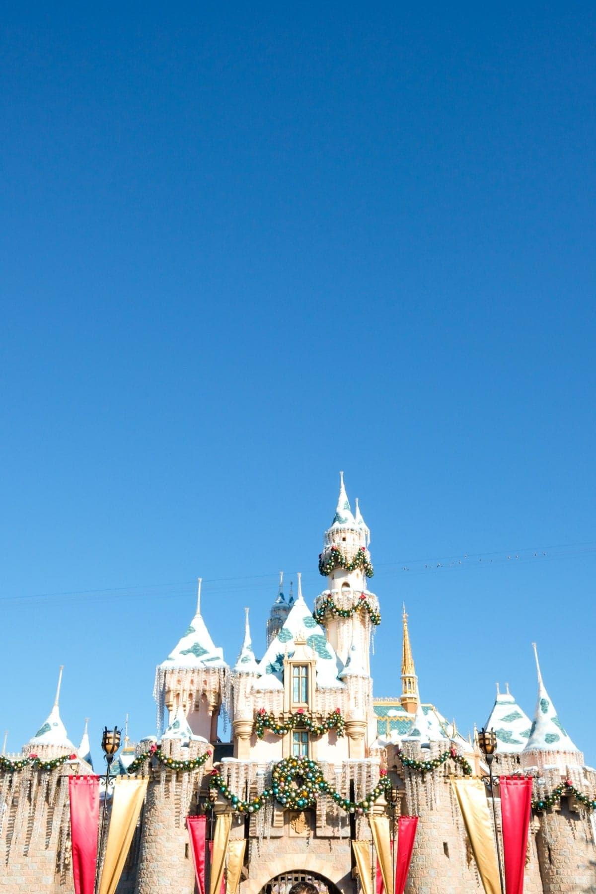 Family trip to LA