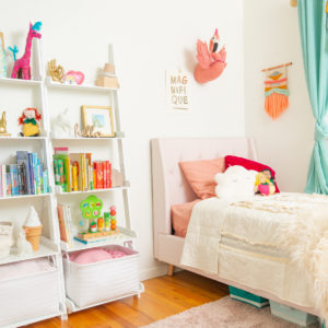 How We Transitioned our Kids to Big Kid Beds (and Maggie's New Room!) thumbnail