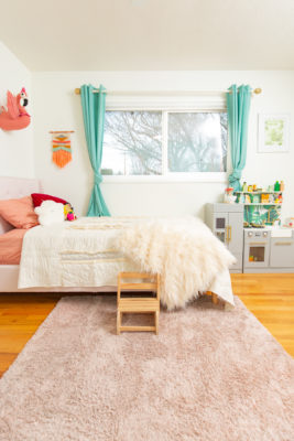How We Transitioned our Kids to Big Kid Beds