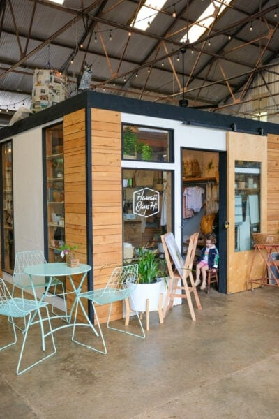 Shopping location on Kauai