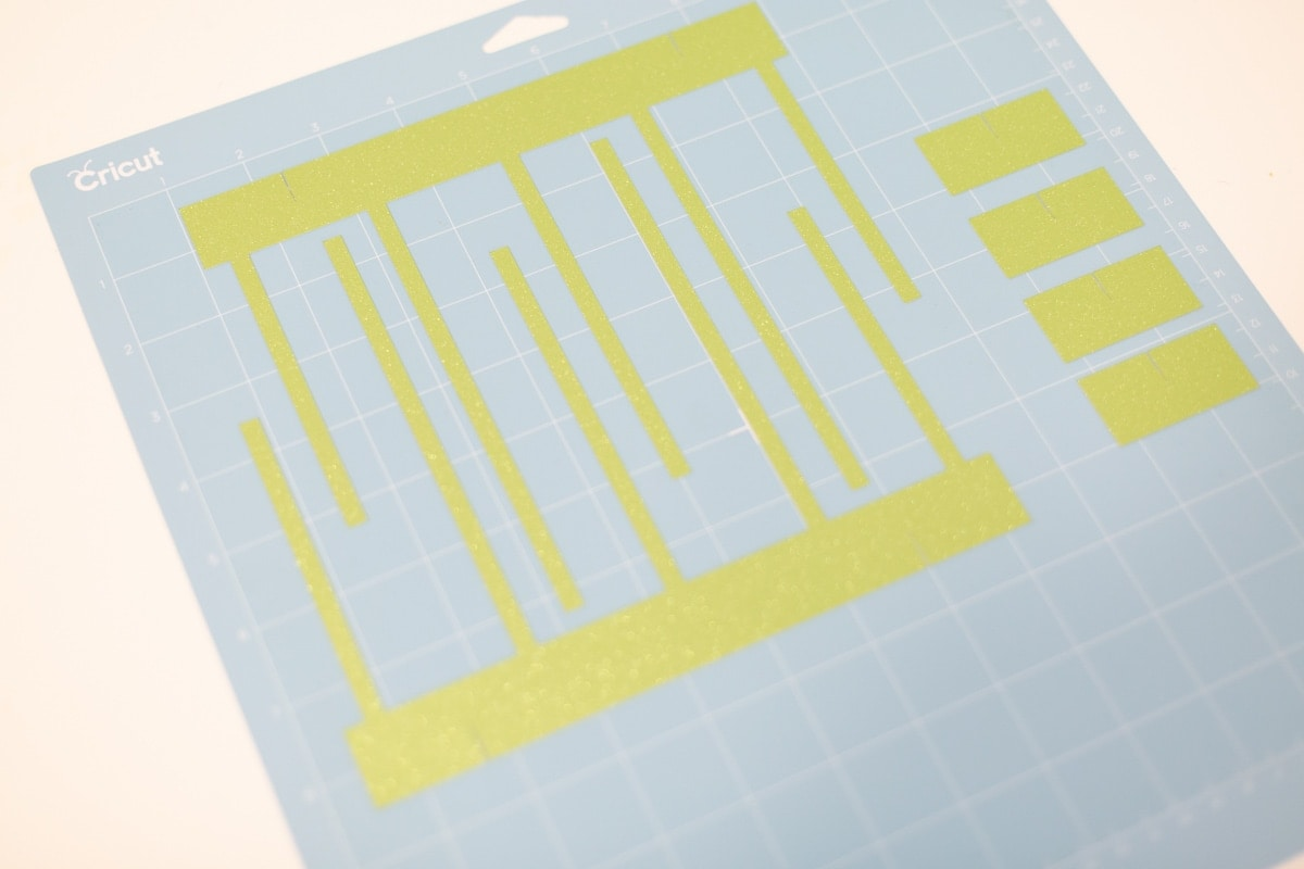 Cricut machine cutting mat