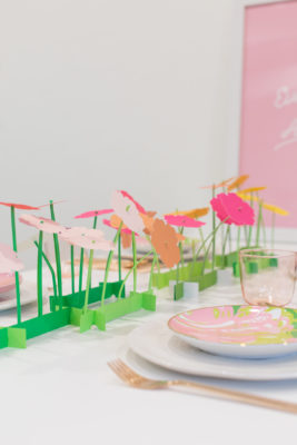 Paper flower Cricut project
