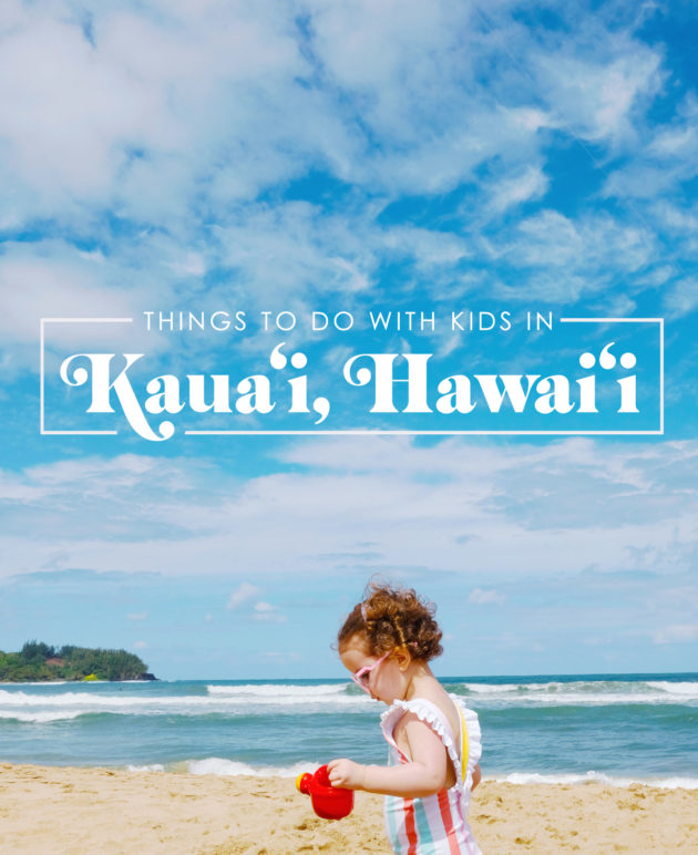 Things to Do in Kaua'i with Kids (and a Packing List!) thumbnail