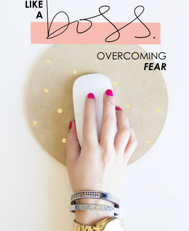 Think Like a Boss // Overcoming Fear thumbnail
