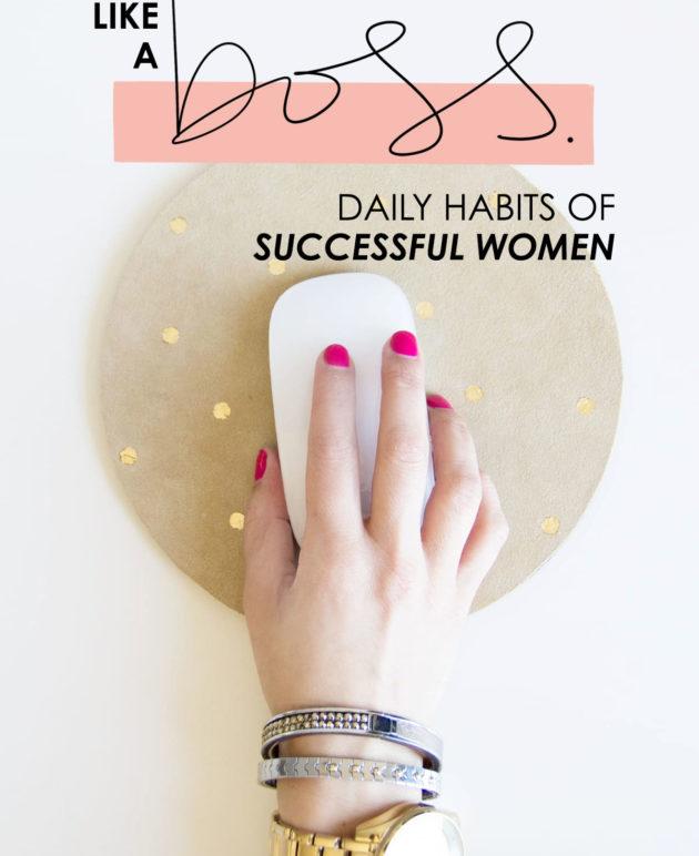 Think Like a Boss // Daily Habits of Successful Women thumbnail