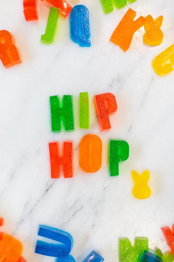 Alphabet Jello Treats – A Fun Easter Food Idea