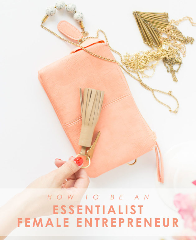 How to Be an Essentialist as a Female Entrepreneur thumbnail