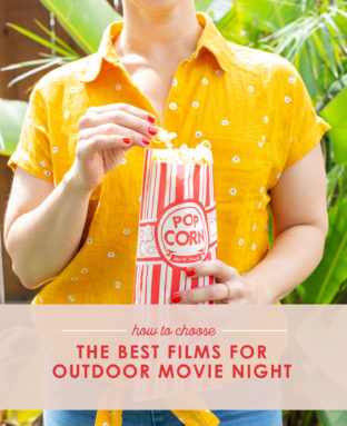 The Best Films for Outdoor Movie Night