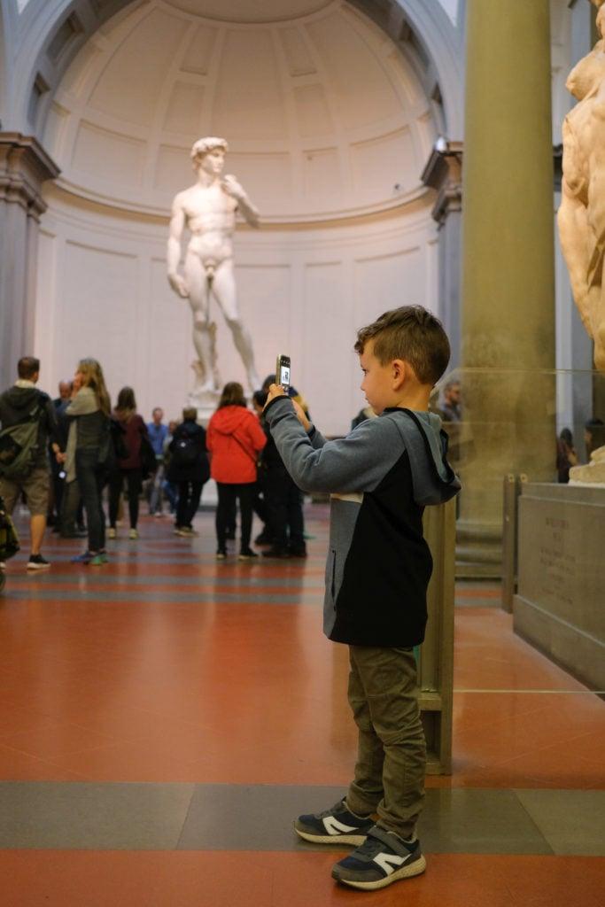 Szórakozás Firenzében a gyerekekkel