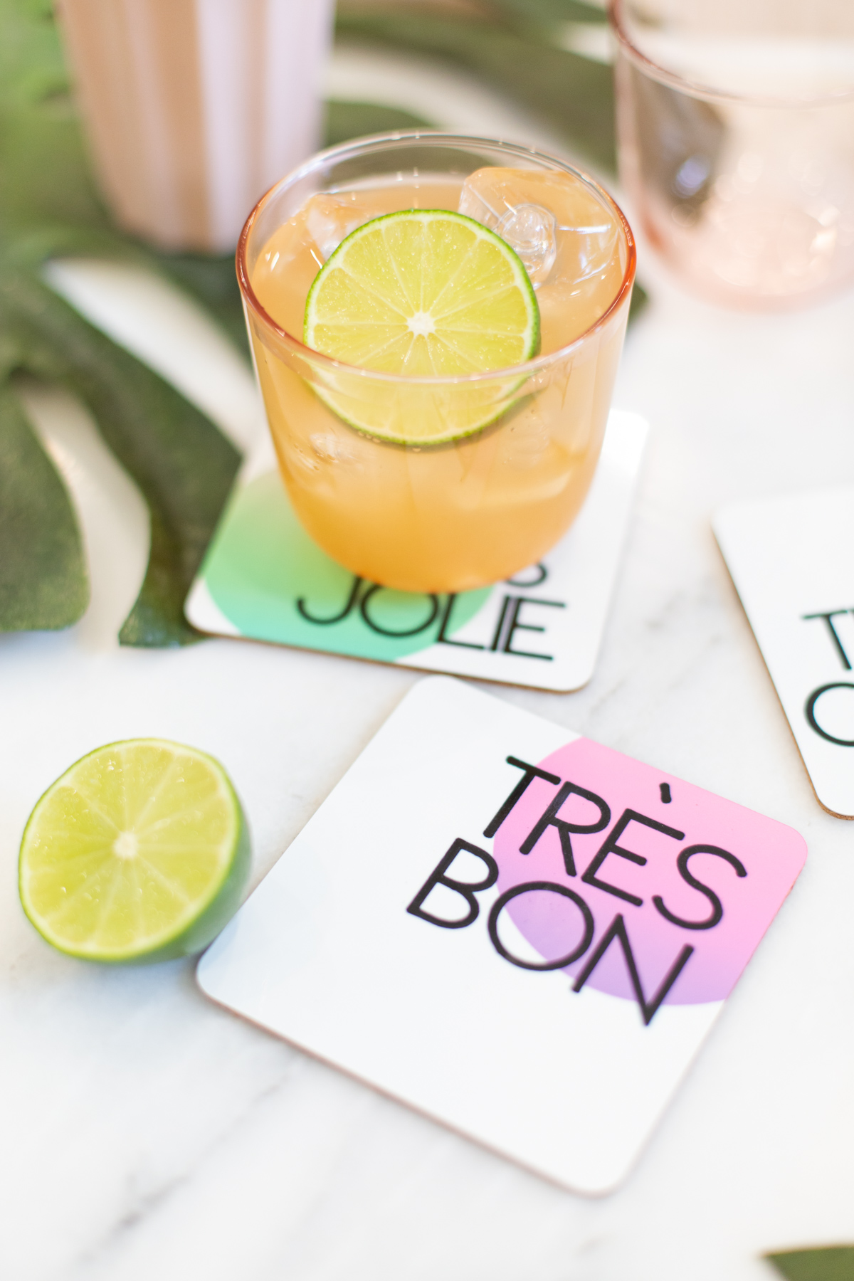DIY Iron On Shirts and Coasters with Infusible Ink