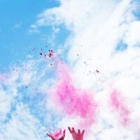 color fight powder