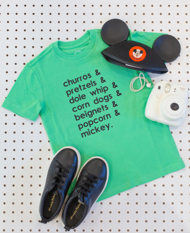 Two Cute Shirt Ideas for Your Next Disneyland Trip (with Free Patterns!) thumbnail