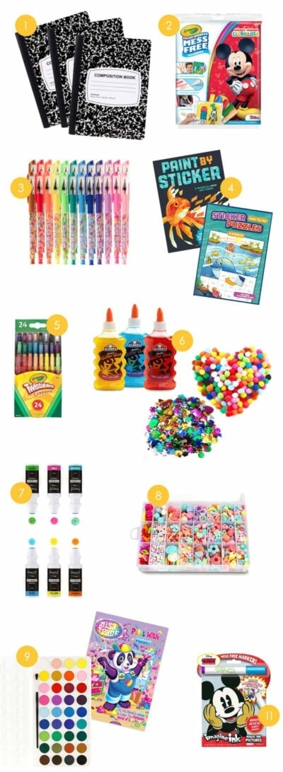 The best art supplies for kids
