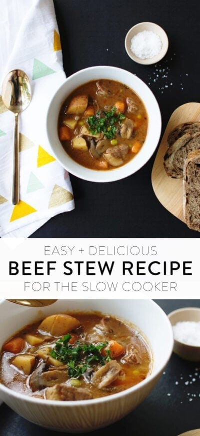 easy beef stew recipe