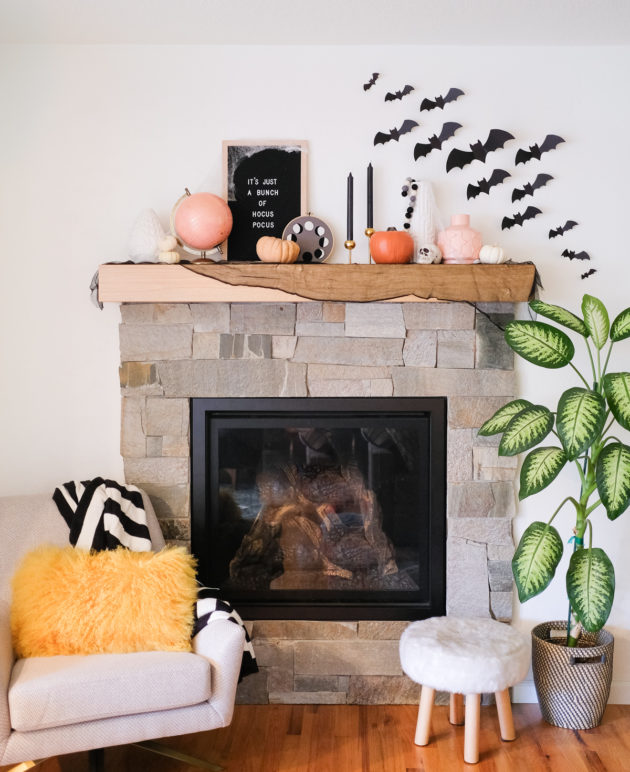 Fun Halloween Home Decor Ideas // Our Halloween Home Tour thumbnail