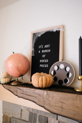 How to decorate your house for Halloween