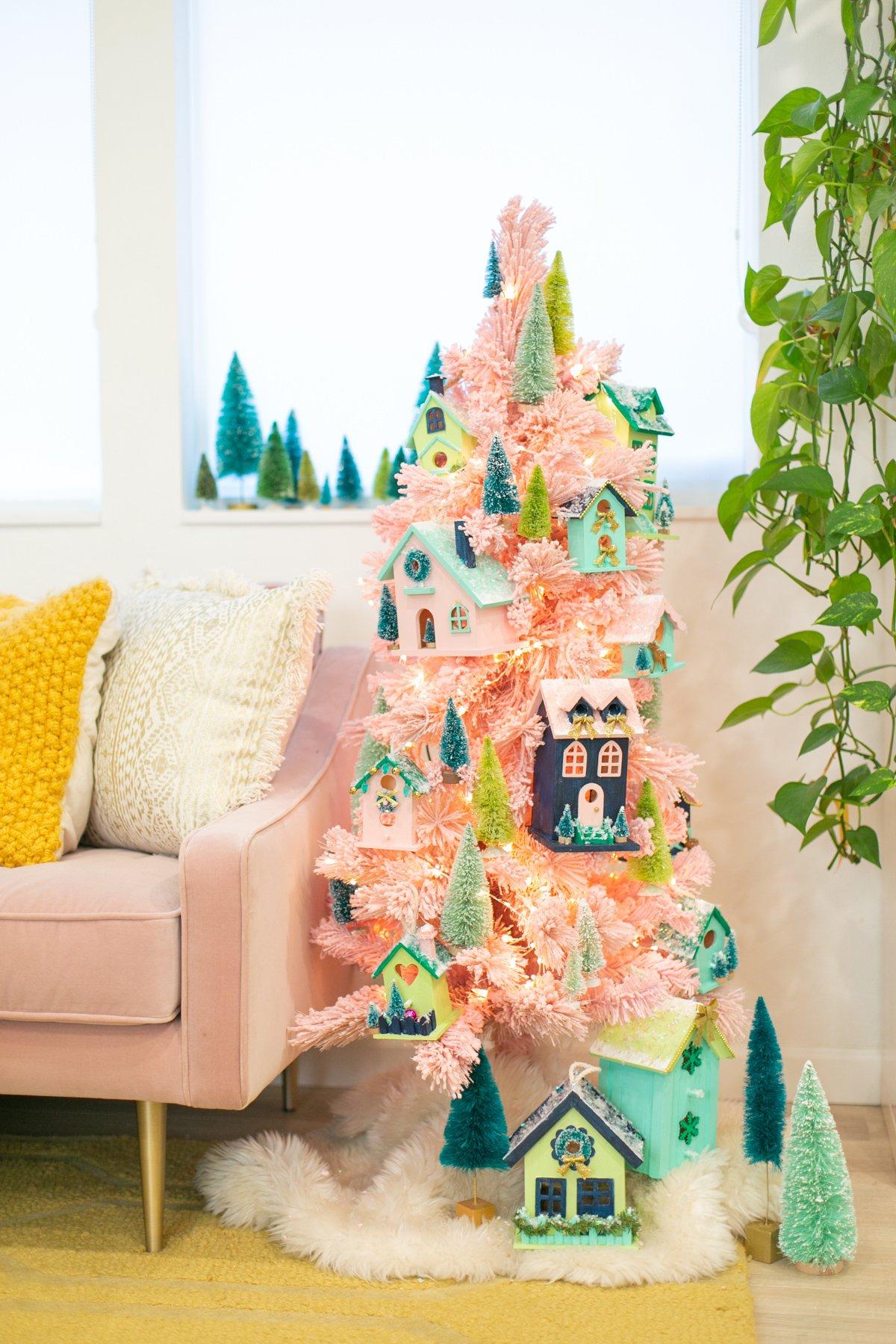 Zwölf Tage Weihnachts-Advent-Geschenk-Baum
