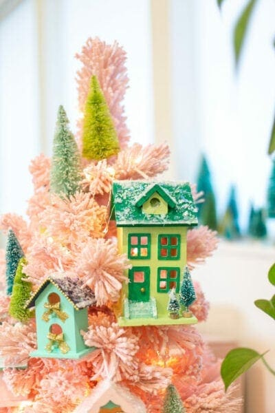 Twelve Days of Christmas Advent Gift Tree