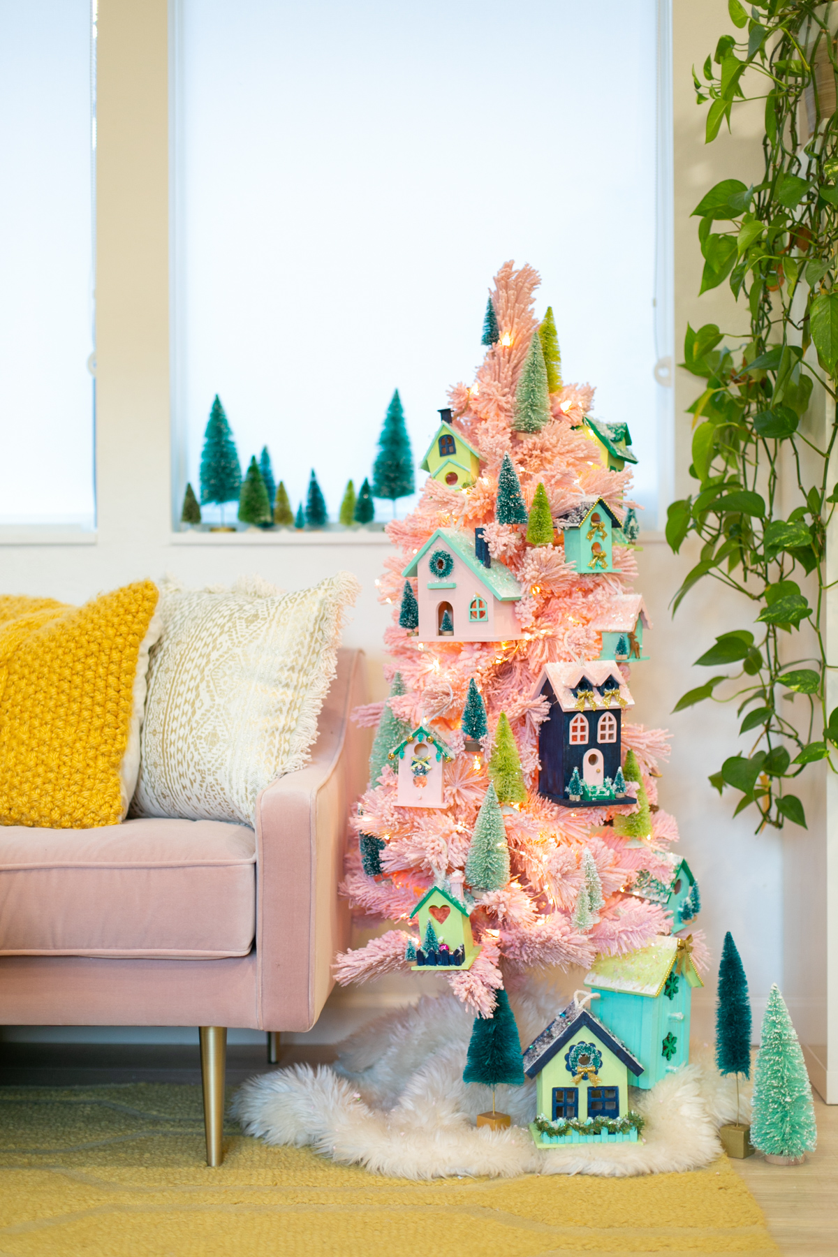 Twelve Days of Christmas Advent Gift Tree