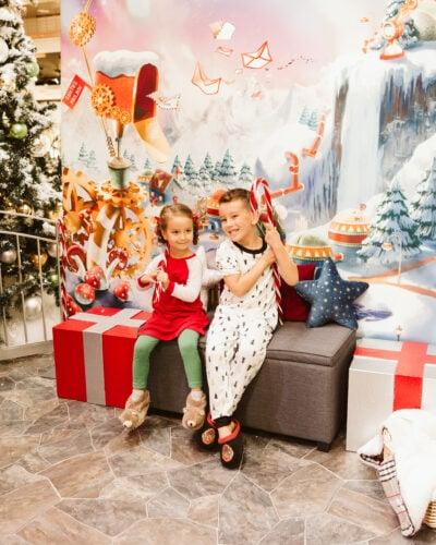 How to meet Santa
