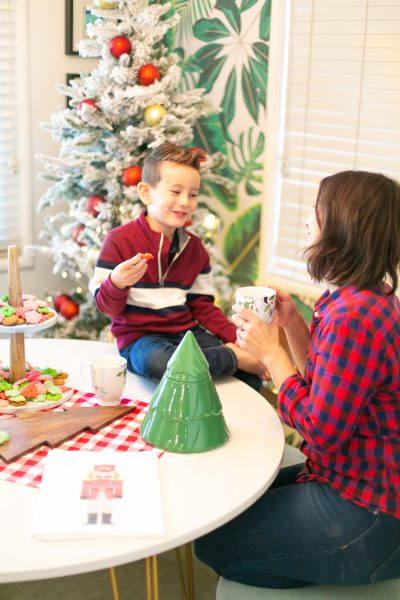 Christmas spritz cookie recipe