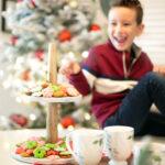 Spritz cookie recipe for Christmas